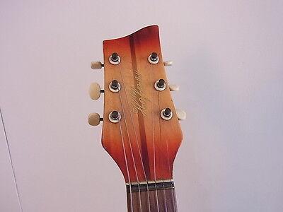 Höfner Vintage Jazz Gitarre 11