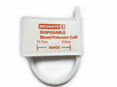 Animals Pet Neonate Disposable NIBP Blood Pressure Cuff for Cat Dog Veterinary 2