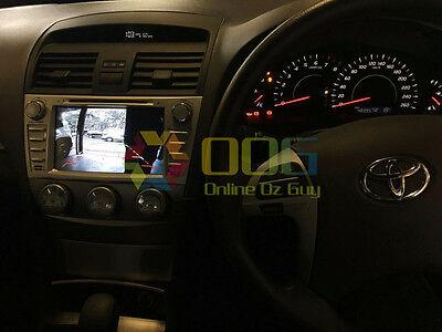 8 0 car dvd gps player navigation head unit for toyota. Black Bedroom Furniture Sets. Home Design Ideas