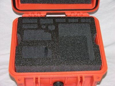 Desert Tan Pelican ™ 1150 case fits GoPro Hero 7 6 5 4 3+3 FREE wrench/&nameplate
