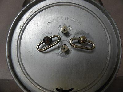 antique old alarm clock japy vintage antique Deco century uhr 4
