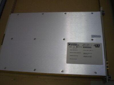 National Instruments Vxi-Mxi-2 Mainframe Extender. C-Size. Rev. 1 W/ Cable> 4