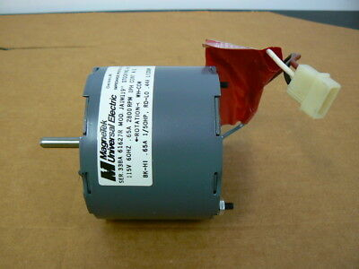 New Magnetek 1/50 HP Blower Motor~Stock #496~Model JA1M119 3