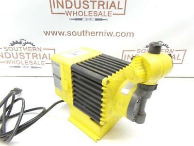 LMI Milton Roy B931-368SI 120VAC 1.5A 50PSI Metering Pump 4