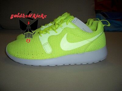 57c21fc08a530 ... Nike Roshe One Hyp BR Breathe Hyperfuse 833125 700 volt 3M men running  shoes 4
