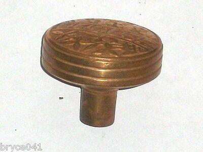 Large Antique Barrel Style Eastlake Door Knob