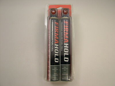 First 1st fix gas cartridges fuel cells for nail guns,pack of 2, Firmahold brand 2