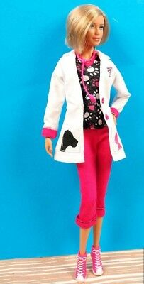 Ava Stars Veterinarian Clothes And Accessories Fit Barbie And Ken Dolls