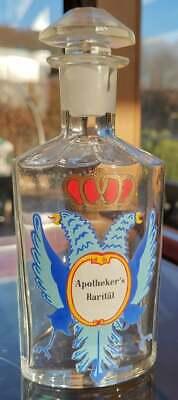 Apotheker - Altes, wunderschönes Apothekerglas - APOTHEKER'S RARITÄT  Seltenheit 2