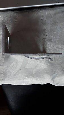 Qty 5 Aluminium Right Angle Heatsink bracket welding 80mm x 80mm x 40mm