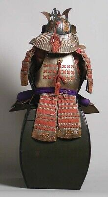 Antique Japanese Boys' Day Suit of Armour 7