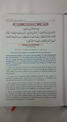 SPECIAL OFFER! The Meanings of the Noble Quran - Mufti Taqi Usmani (HB) 25x18cm 2