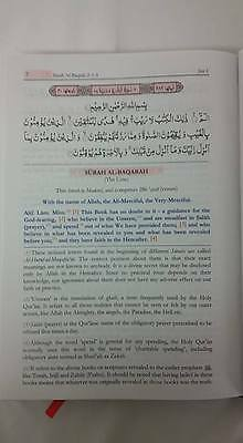 SPECIAL OFFER! The Meanings of the Noble Quran - Mufti Taqi Usmani (HB) 25x18cm 3