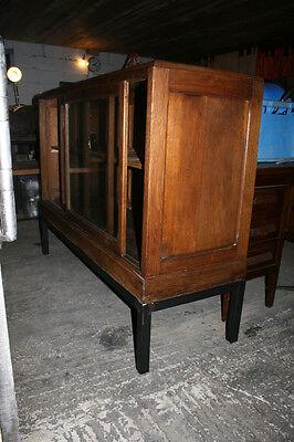 2 sur 6 vitrine de pharmacie 1900 meuble de mtier meuble industriel dcoration