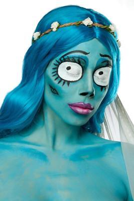 Costume Halloween Sposa Cadavere travestimento Carnevale cosplay Corpse Bride 4