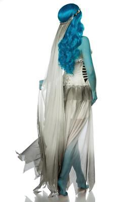 Costume Halloween Sposa Cadavere travestimento Carnevale cosplay Corpse Bride 3