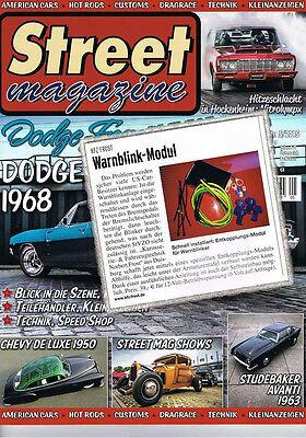 Trennmodul Warnblink/-Bremslicht für US- Fahrzeuge 2