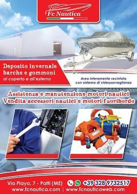 Porta Sacchetto Spazzatura Per Barca Gommoni Camper Resistente Per Rifiuti