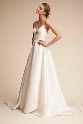 Hochzeitskleid Brautkleid Kleid Braut schulterfrei sofort lieferbar BC791