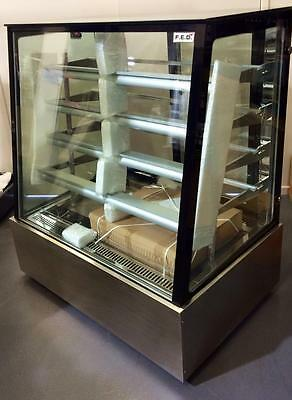 FED SLP870C Venezia 2000mm Advanced Refrigerated Chilled Cake Display Cabinet 3