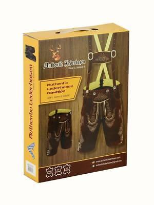 German Bavarian Lederhosen men Authentic Trachten Oktoberfest Wear