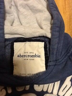Abercrombie Girls Hoodie Size X-Large 7