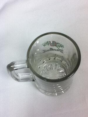 Grolsch beer glass mug bar glasses 1 Dutch brewery logo import bier glasses FH5 4