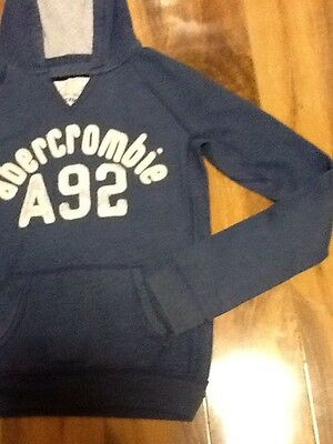 Abercrombie Girls Hoodie Size X-Large 5