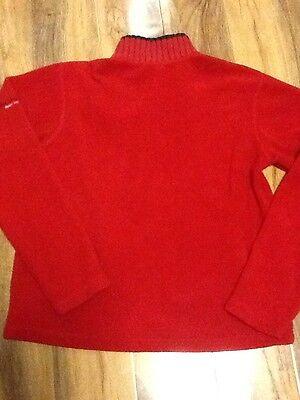 Ralph Lauren Polo Jeans Co. Fleece Cardigan Boys Size M 8