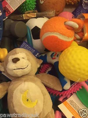 5 ASSORTED TOYS TREATS PET PUPPY DOG DOGGY BARGAIN Bundle Great Value 9
