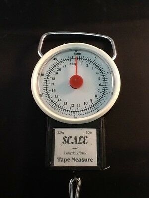 ONE Portable Baggage Travel Scale Luggage Hanging Measure Bag Weight U.S. Seller 2