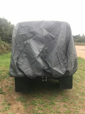 Land Rover Series 1-3 Heavy Duty Cover, Scratch Proof, Waterproof, 4 Layers 10