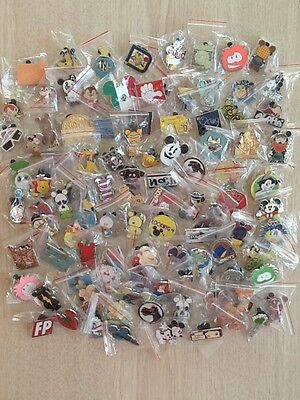 DISNEY PIN LOT 100 YOU CAN PICK ANY QUANTITY in 100 lots FAST PRIORITY SHIPPING 2