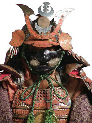 Antique Japanese Boys' Day Suit of Armour 2