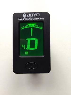 LCD Clip-on Electronic Digital Guitar Tuner for Chromatic Bass Violin Ukulele UK 2