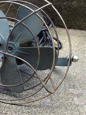 Vintage metal mounting Fan