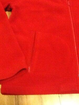 Ralph Lauren Polo Jeans Co. Fleece Cardigan Boys Size M 4