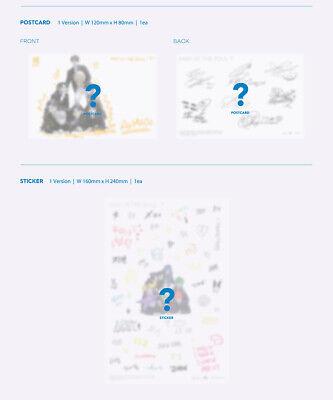 BTS [MAP Of THE SOUL:7] Album RANDOM CD+POSTER+Foto Buch+Lyric+Buch+2p Karte+etc 10