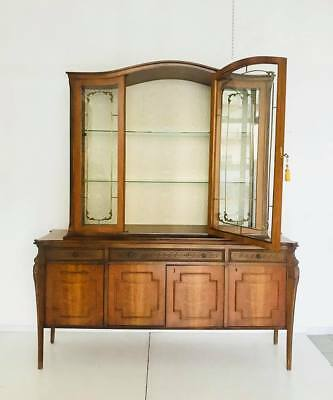 MOBILE CREDENZA CUCINA design anni \'60 made in Italy legno vintage  modernariato