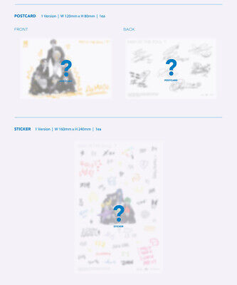 BTS [MAP Of THE SOUL:7] Album CD+POSTER+Photo Book+Book+Card+Sticker+etc+GIFT 10