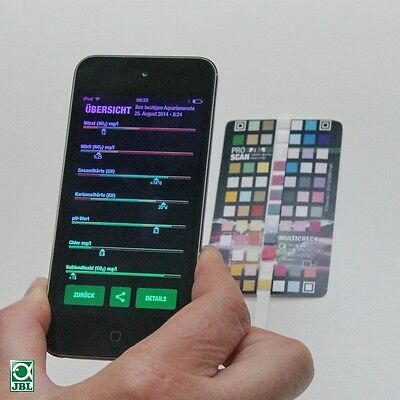 JBL ProScan Wasseranalyse per Smartphone 4