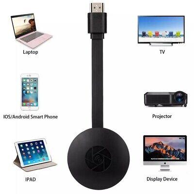 Chromecast TV Streaming wireless HDMI media player Miracast clone mirror G 2 2