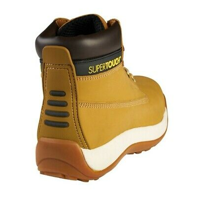 Pro Heavy Duty Builders Tradesman Joiner Electrician Engineer Work Safety Boots 2