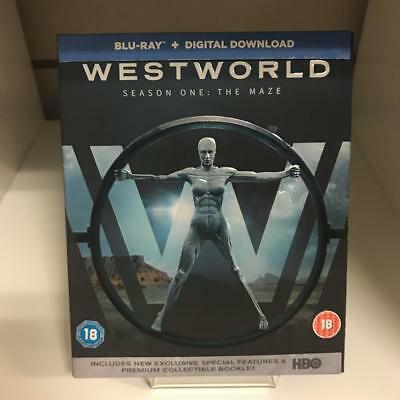 Westworld Complete Season One : The Maze Blu-Ray - Fast and Free Delivery 2