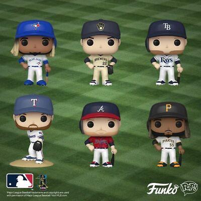 Funko Pop! Sports: Major League Baseball (MLB) 2020 Season Vinyl Figures 2
