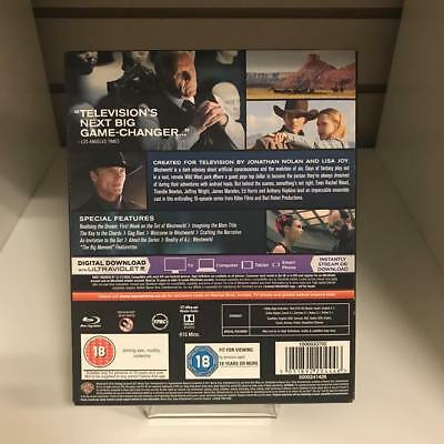 Westworld Complete Season One : The Maze Blu-Ray - Fast and Free Delivery 3