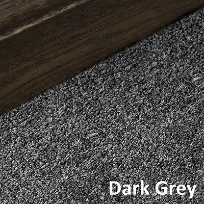 Twist Pile Carpet | 4m Wide | 12mm Thick Felt Backed | 9 Colours From £7 per m2 5