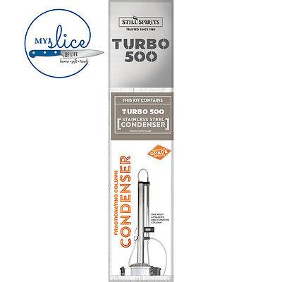 Still Spirits Turbo 500 Stainless Steel Condenser + 25LT Turbo Boiler