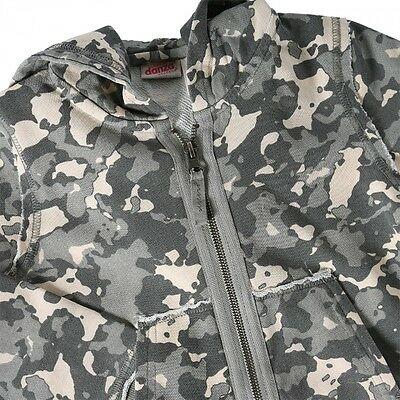 Dimensione Danza Camouflage Hooded Zip Sweat Jacket - Age 5 - RRP £57 Box6269 G 3