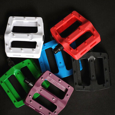 SHADOW CONSPIRACY SURFACE PLASTIC BMX BIKE PEDALS HARO SUBROSA SE CULT PINK NEW